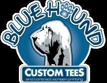 Blue Hound Logo