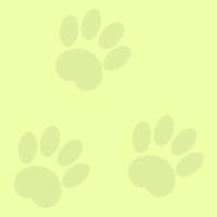 yellow paws